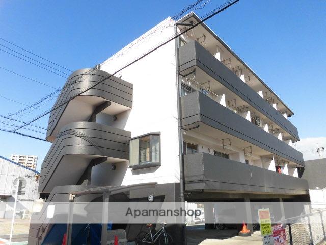 愛知県長久手市、はなみずき通駅徒歩18分の築30年 3階建の賃貸マンション