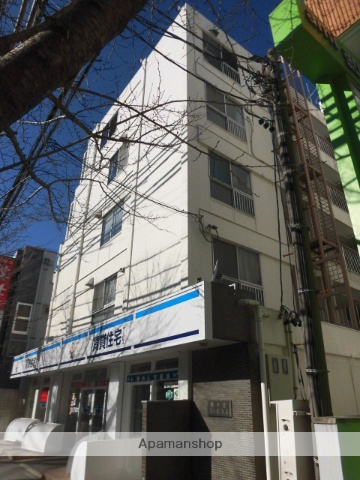 愛知県名古屋市名東区、藤が丘駅徒歩1分の築33年 5階建の賃貸マンション