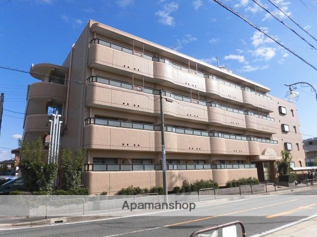 愛知県名古屋市名東区、星ヶ丘駅徒歩20分の築22年 4階建の賃貸マンション