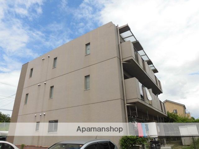 愛知県名古屋市名東区、星ヶ丘駅徒歩20分の築24年 3階建の賃貸マンション