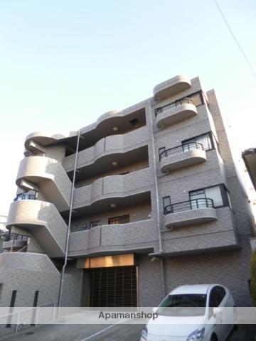 愛知県名古屋市名東区、はなみずき通駅徒歩20分の築20年 4階建の賃貸マンション
