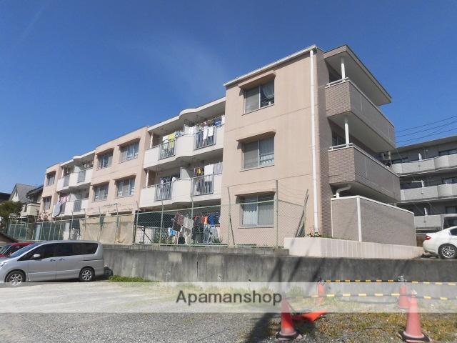 愛知県名古屋市名東区、はなみずき通駅徒歩17分の築26年 3階建の賃貸マンション