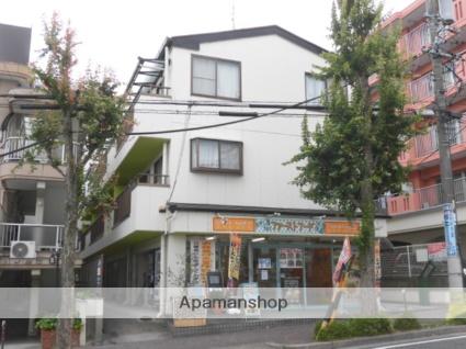 愛知県名古屋市名東区、上社駅徒歩19分の築27年 3階建の賃貸アパート