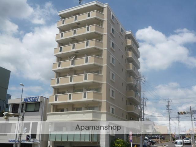 愛知県名古屋市名東区、はなみずき通駅徒歩18分の築4年 9階建の賃貸マンション