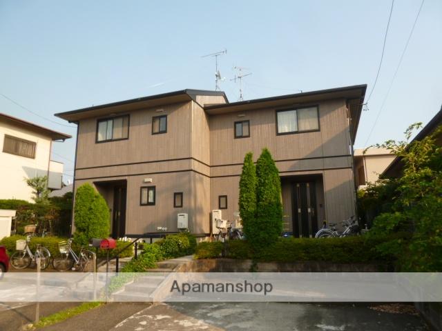 愛知県名古屋市名東区、星ヶ丘駅徒歩22分の築17年 2階建の賃貸テラスハウス