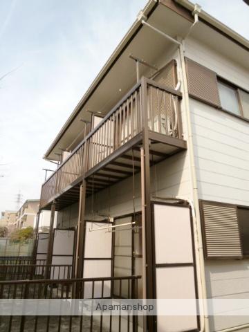 愛知県名古屋市名東区、星ヶ丘駅徒歩20分の築23年 2階建の賃貸アパート