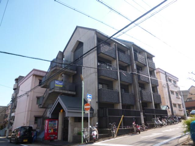 愛知県名古屋市名東区、本郷駅徒歩20分の築27年 4階建の賃貸マンション