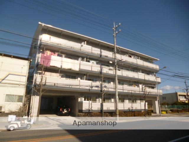 愛知県名古屋市名東区、上社駅徒歩24分の築30年 4階建の賃貸マンション