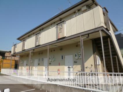 愛知県名古屋市名東区、本郷駅徒歩17分の築26年 2階建の賃貸アパート