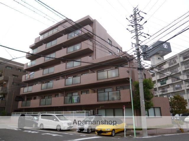 愛知県名古屋市名東区、上社駅徒歩17分の築28年 7階建の賃貸マンション