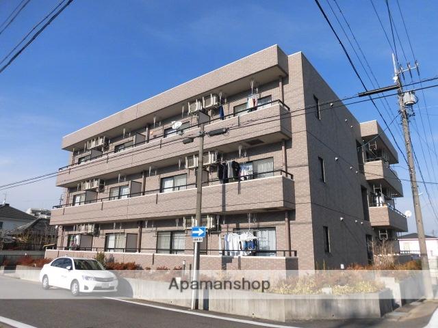 愛知県名古屋市名東区、星ヶ丘駅徒歩17分の築17年 3階建の賃貸マンション