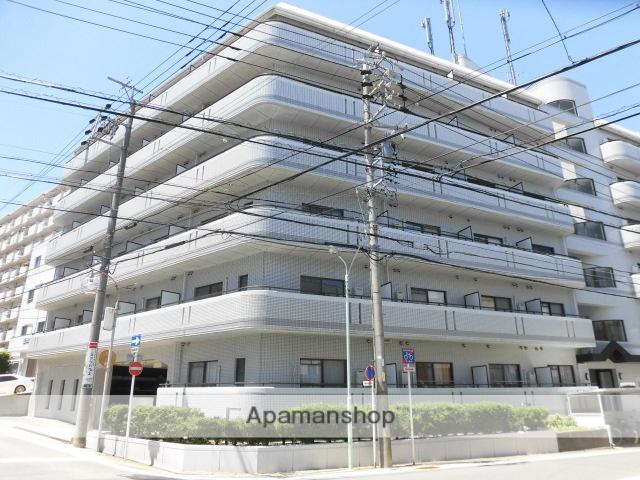 愛知県名古屋市名東区、星ヶ丘駅徒歩13分の築25年 6階建の賃貸マンション