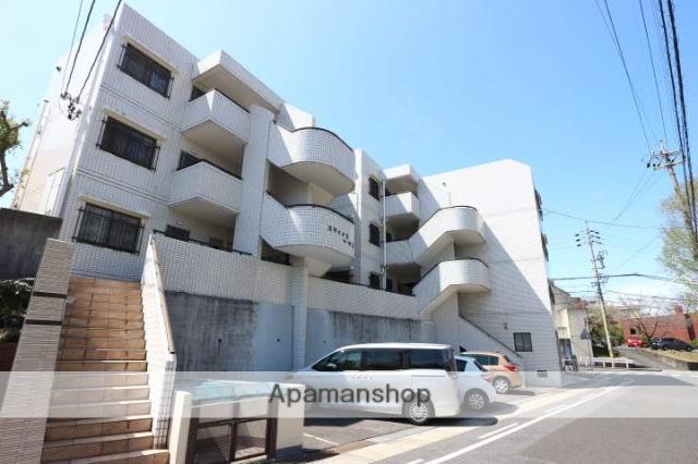 愛知県名古屋市名東区、上社駅徒歩15分の築32年 3階建の賃貸マンション
