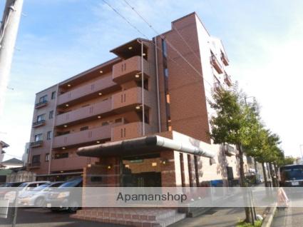 愛知県名古屋市名東区、一社駅徒歩24分の築17年 6階建の賃貸マンション
