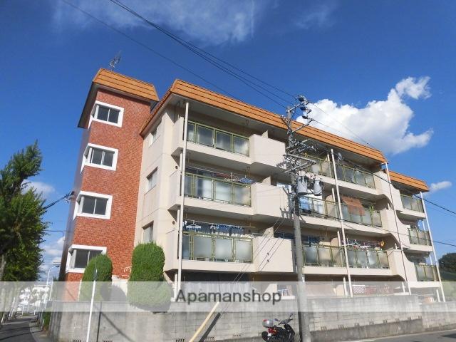 愛知県名古屋市名東区、一社駅徒歩21分の築40年 4階建の賃貸マンション