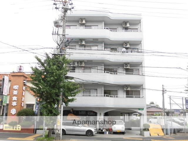 愛知県名古屋市名東区、星ヶ丘駅市バスバス1分山ノ神下車後徒歩7分の築28年 5階建の賃貸マンション