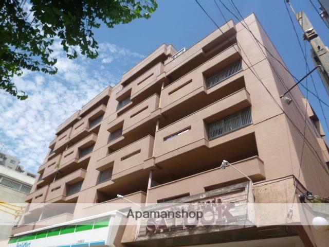愛知県名古屋市名東区、一社駅徒歩18分の築39年 5階建の賃貸マンション
