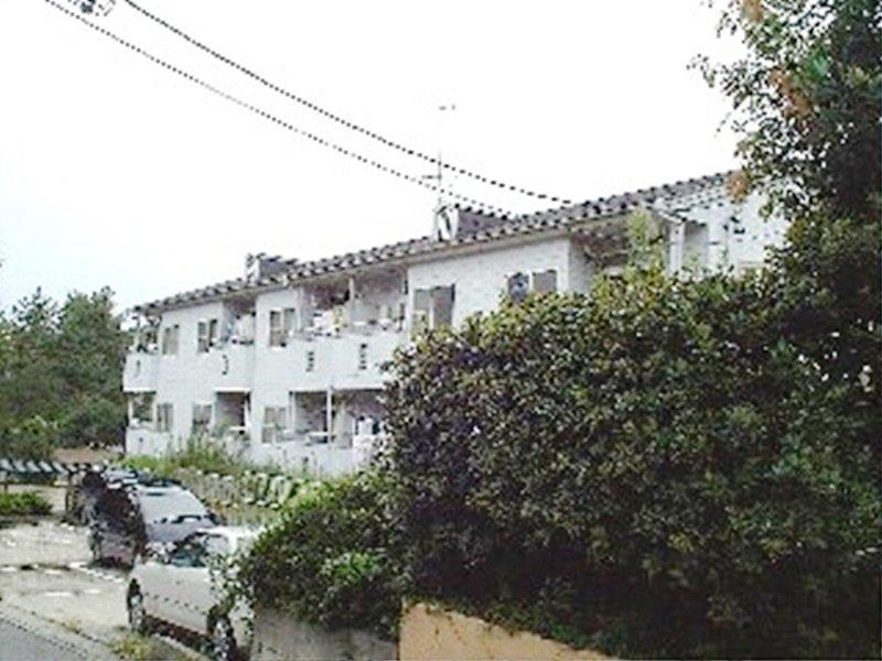愛知県長久手市、はなみずき通駅徒歩15分の築26年 2階建の賃貸アパート