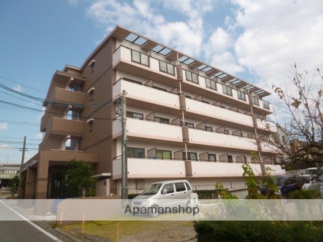 愛知県瀬戸市、瀬戸口駅徒歩3分の築18年 4階建の賃貸マンション