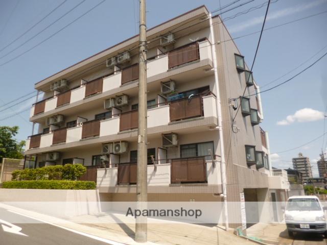 愛知県名古屋市名東区、はなみずき通駅徒歩12分の築26年 3階建の賃貸マンション