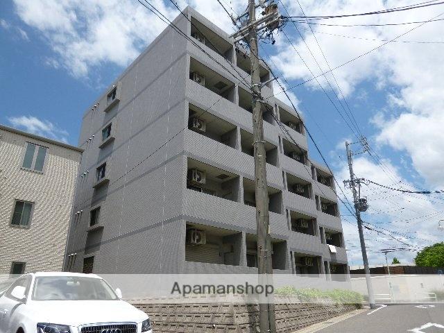愛知県名古屋市名東区、はなみずき通駅徒歩22分の築11年 5階建の賃貸マンション