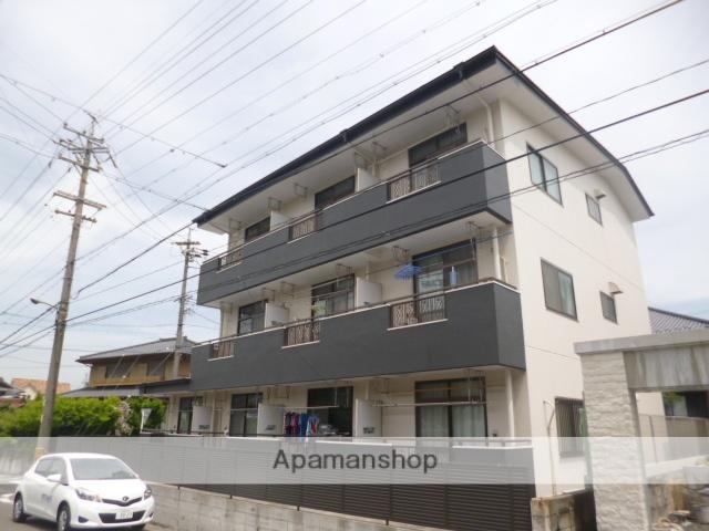 愛知県名古屋市名東区、上社駅徒歩14分の築31年 3階建の賃貸マンション