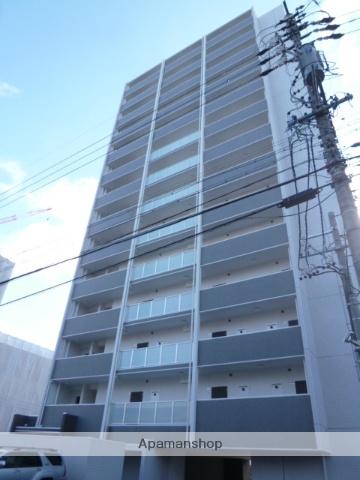 愛知県名古屋市名東区、一社駅徒歩10分の築2年 14階建の賃貸マンション