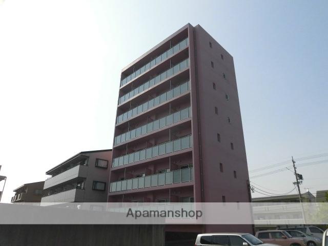 愛知県名古屋市名東区、上社駅徒歩11分の築1年 8階建の賃貸マンション