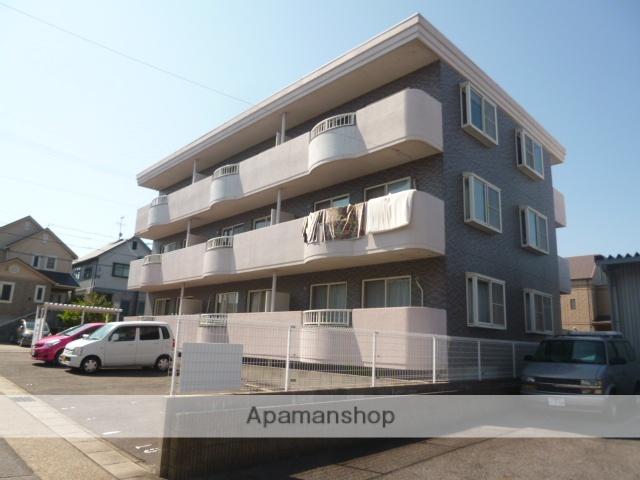 愛知県名古屋市名東区、小幡駅徒歩21分の築19年 3階建の賃貸マンション