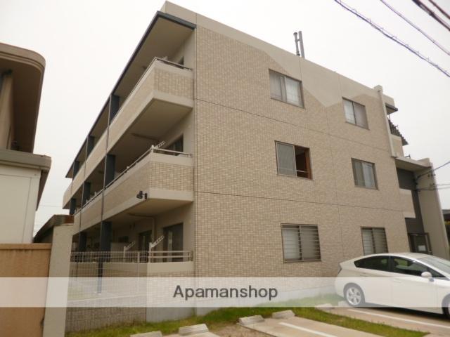 愛知県名古屋市守山区、小幡駅徒歩10分の築8年 3階建の賃貸マンション