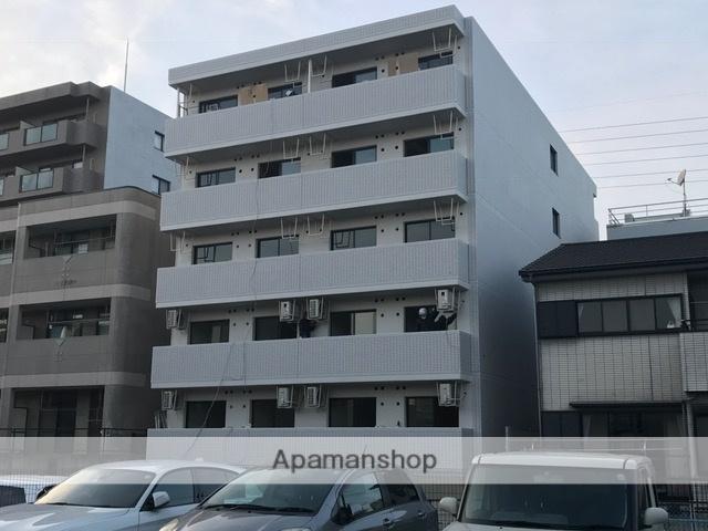 愛知県名古屋市守山区、瓢箪山駅徒歩17分の新築 5階建の賃貸マンション