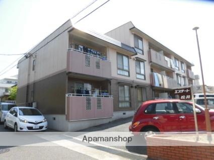 愛知県名古屋市名東区、星ヶ丘駅市バスバス15分大針下車後徒歩2分の築30年 3階建の賃貸マンション