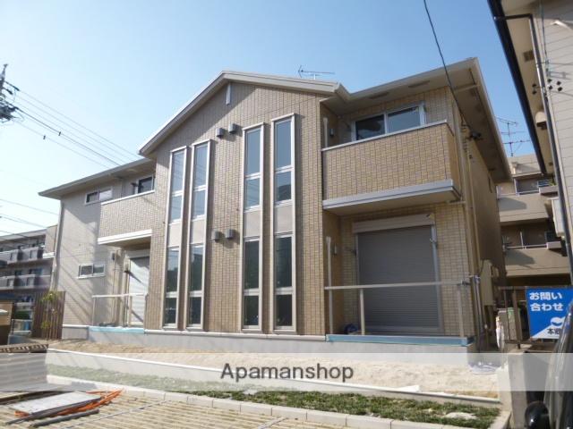 愛知県名古屋市名東区、上社駅徒歩15分の新築 2階建の賃貸アパート