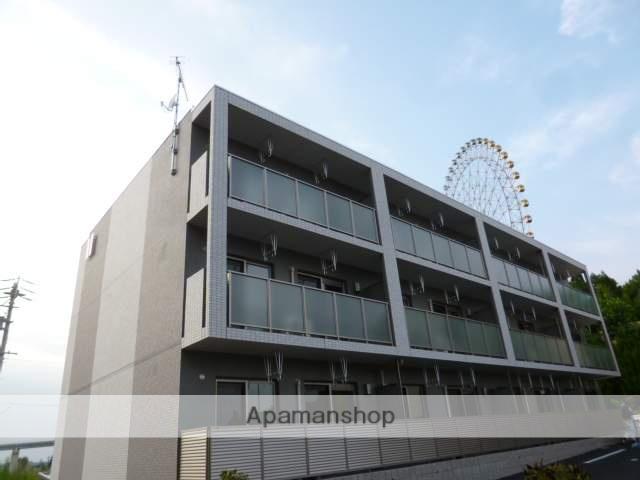 愛知県長久手市、公園西駅徒歩8分の新築 3階建の賃貸マンション