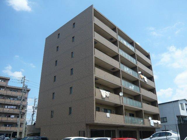 愛知県名古屋市守山区、印場駅徒歩30分の築6年 7階建の賃貸マンション