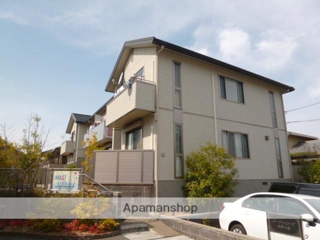 愛知県名古屋市名東区、一社駅徒歩33分の築8年 2階建の賃貸テラスハウス