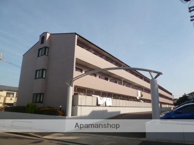 愛知県名古屋市名東区、上社駅徒歩24分の築19年 3階建の賃貸マンション