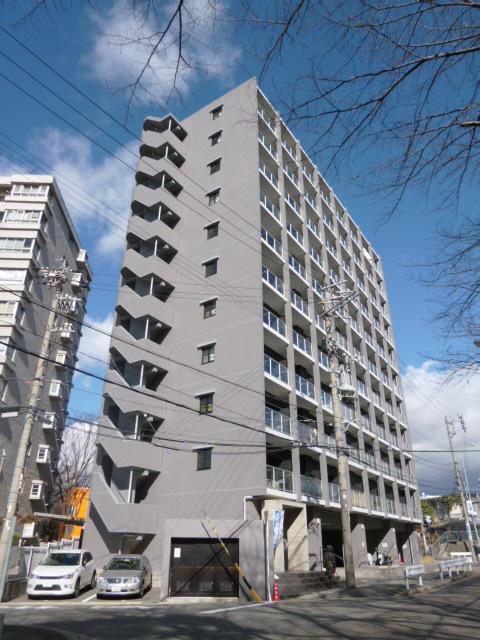 愛知県名古屋市名東区、上社駅徒歩17分の築10年 11階建の賃貸マンション