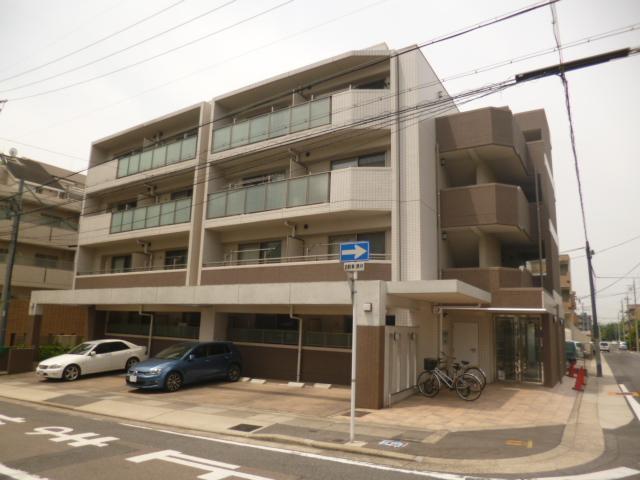 愛知県名古屋市名東区、上社駅徒歩20分の築10年 4階建の賃貸マンション
