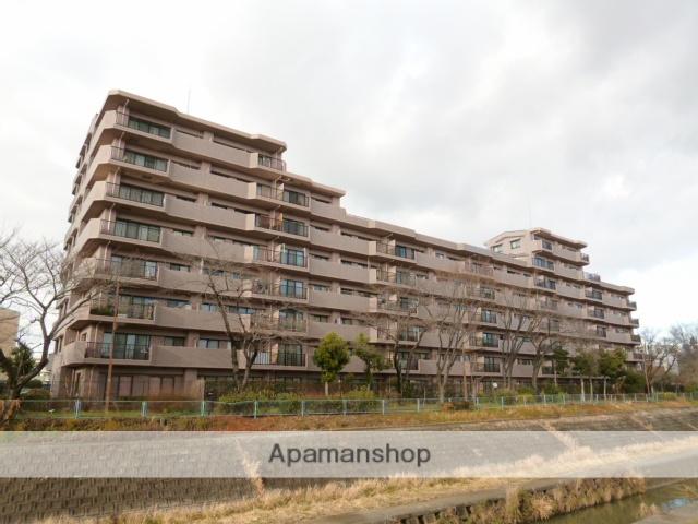 愛知県名古屋市守山区、はなみずき通駅徒歩28分の築20年 8階建の賃貸マンション