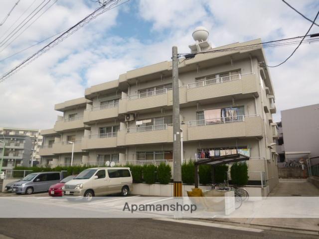愛知県名古屋市名東区、上社駅徒歩19分の築31年 3階建の賃貸マンション