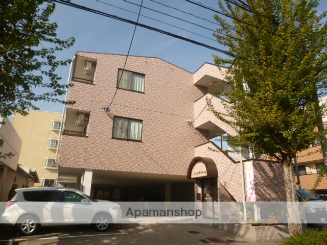 愛知県名古屋市名東区、上社駅徒歩13分の築19年 3階建の賃貸マンション