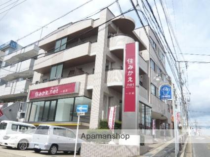 愛知県名古屋市名東区、星ヶ丘駅徒歩15分の築28年 4階建の賃貸マンション