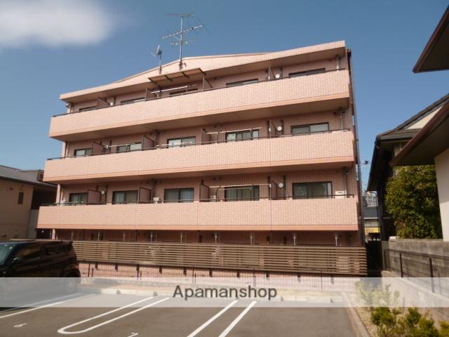 愛知県名古屋市名東区、はなみずき通駅徒歩18分の築15年 4階建の賃貸マンション
