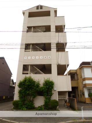 愛知県名古屋市名東区、小幡駅徒歩23分の築23年 5階建の賃貸マンション