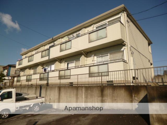 愛知県名古屋市名東区、上社駅徒歩22分の築23年 2階建の賃貸アパート