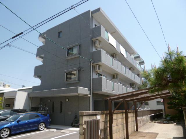 愛知県名古屋市名東区、一社駅徒歩11分の築9年 4階建の賃貸マンション