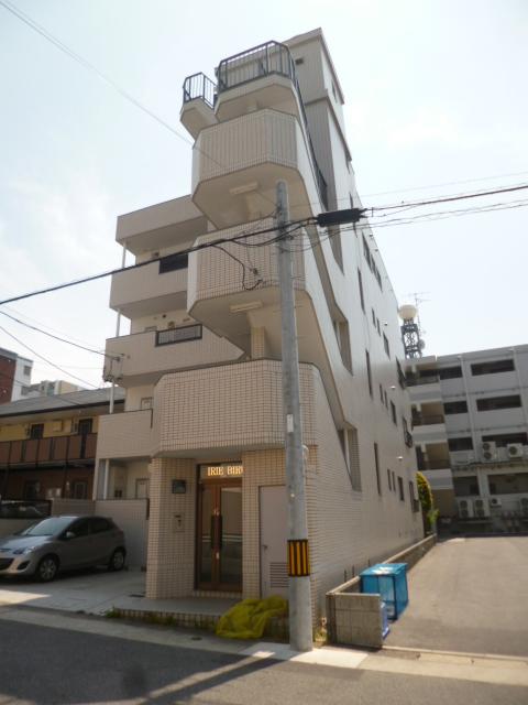 愛知県名古屋市名東区、上社駅徒歩23分の築30年 4階建の賃貸マンション