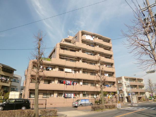 愛知県名古屋市守山区、はなみずき通駅徒歩20分の築24年 7階建の賃貸マンション