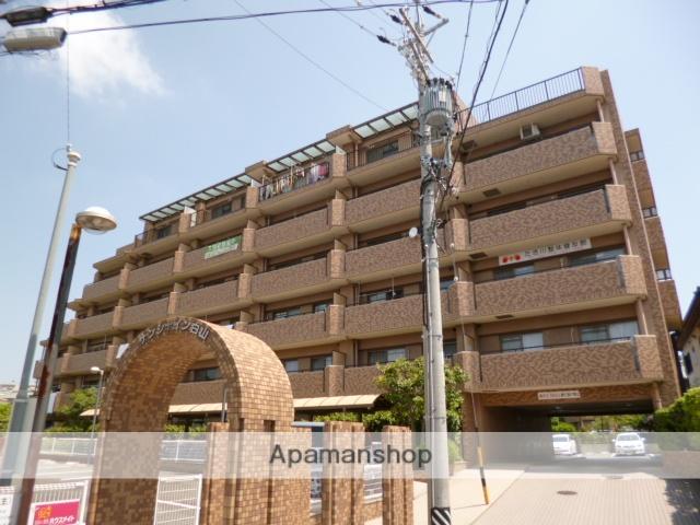 愛知県名古屋市守山区の築23年 6階建の賃貸マンション